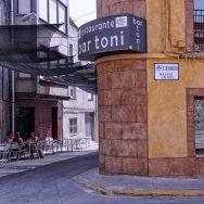 Eating out in El Maestrat