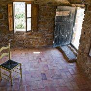 my lovely stone cabin in Spain