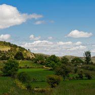 The mountains of Castellon