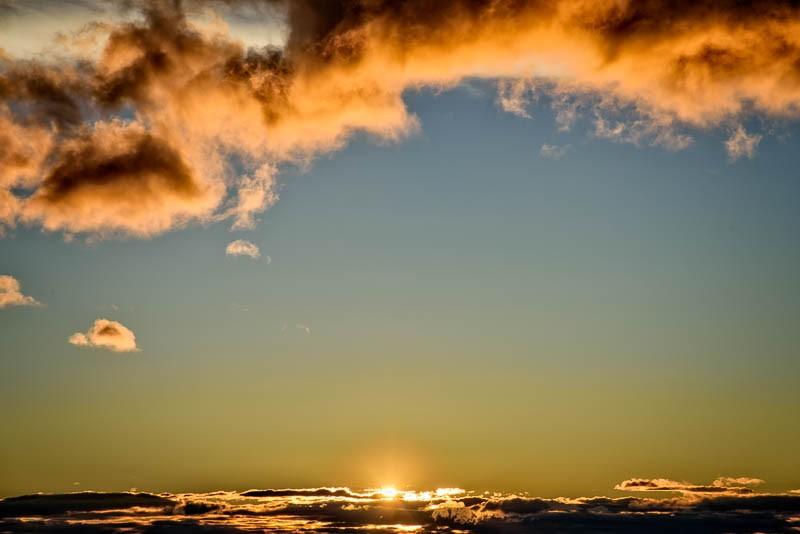 sunrise en El Maestrat