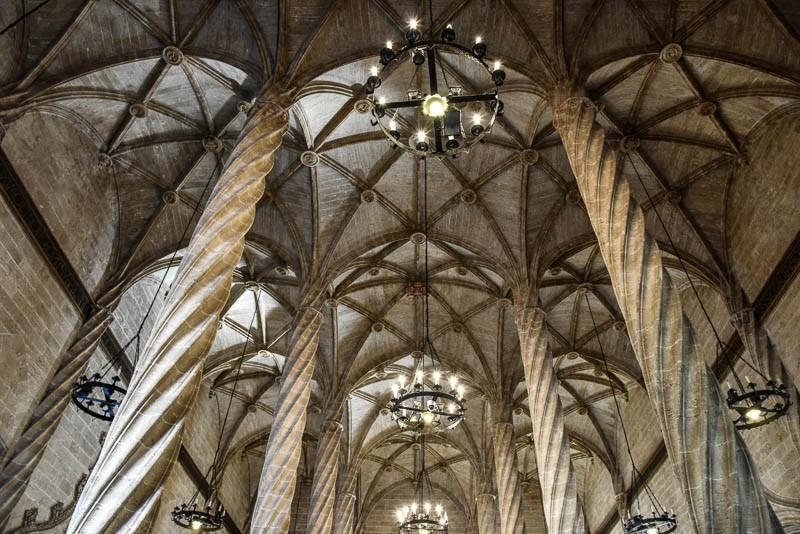 Ceiling, la lonja