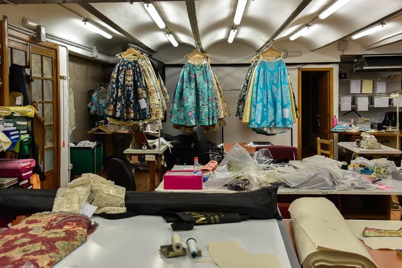 Sewing room, Espai Ripalda