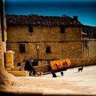 Abandonment and old age in Spain