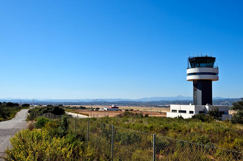 castellon airport Spain