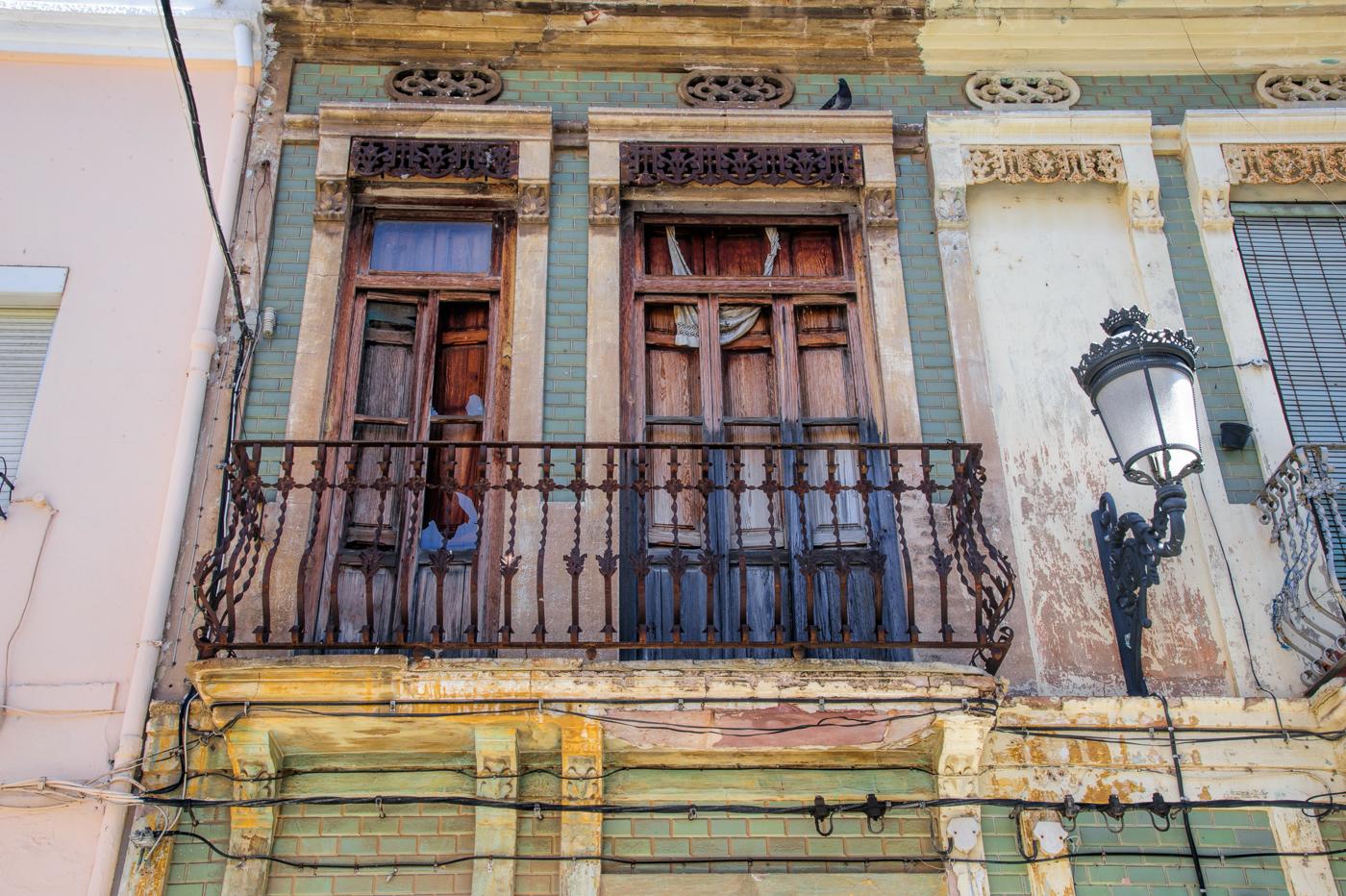 Decaying house, El Cabanyal