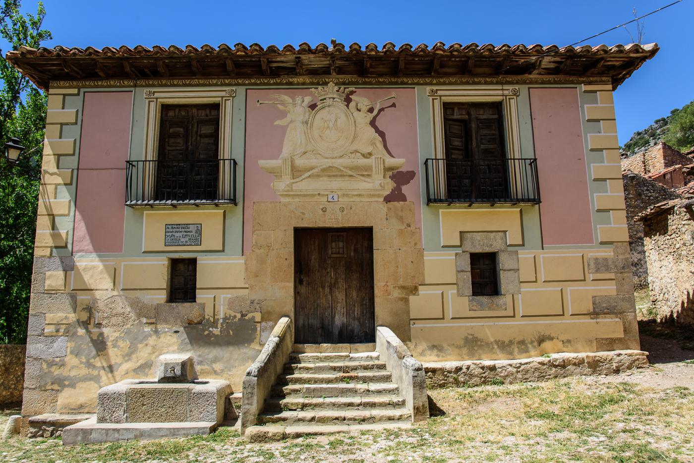 Vicarage of La Estrella