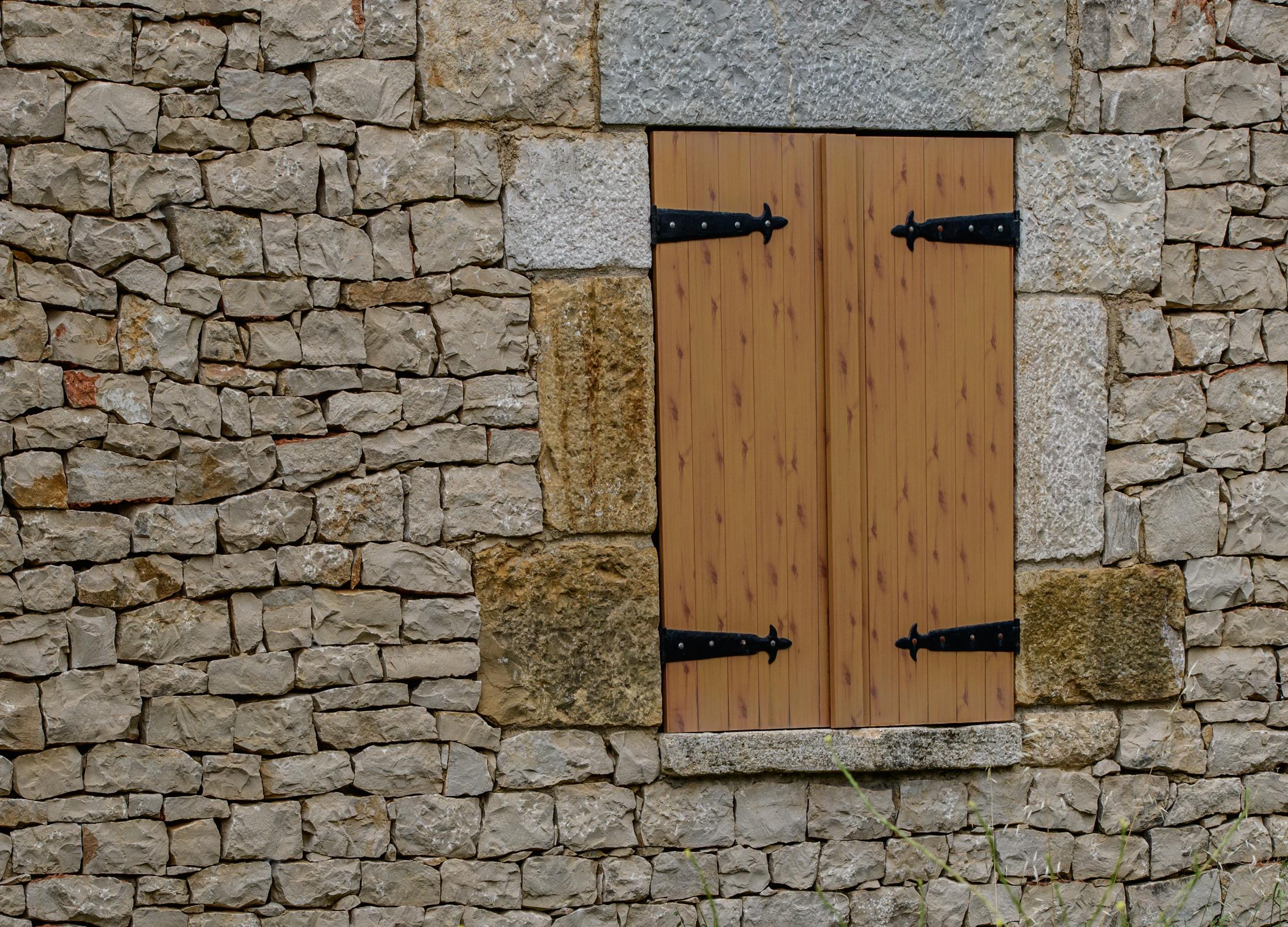 Hand-cut stone, Spain