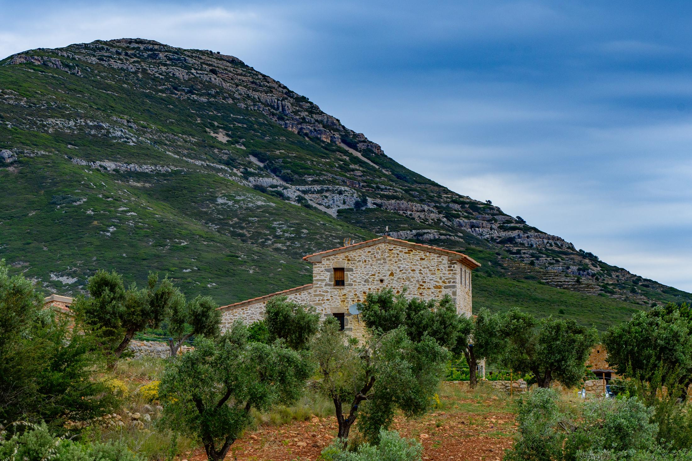 A farm in El Maestrat