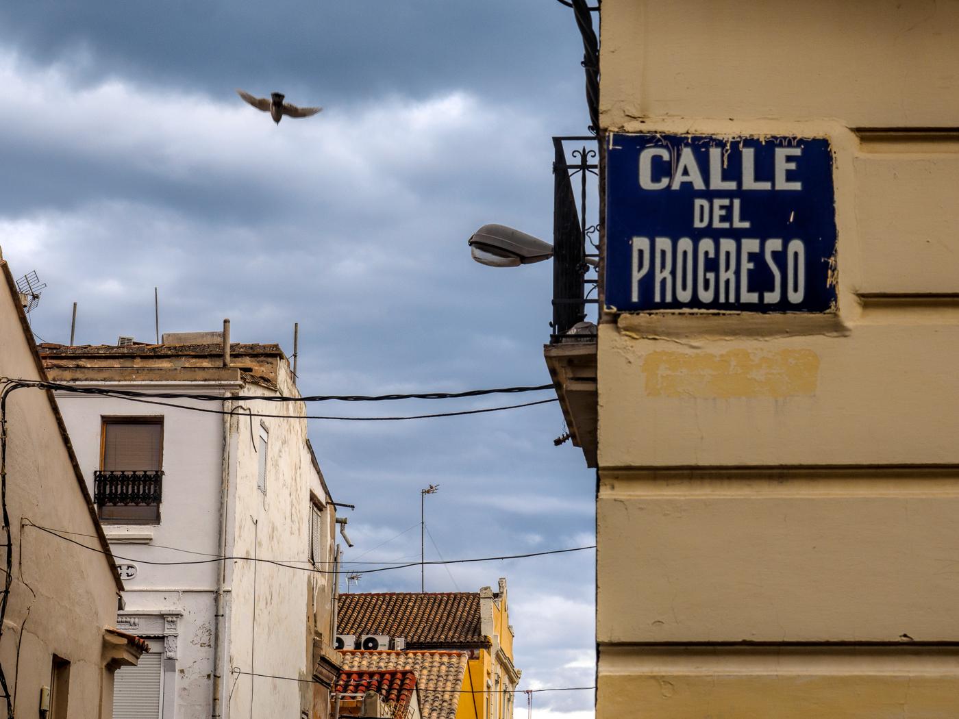 Progress big time in El Cabanyal