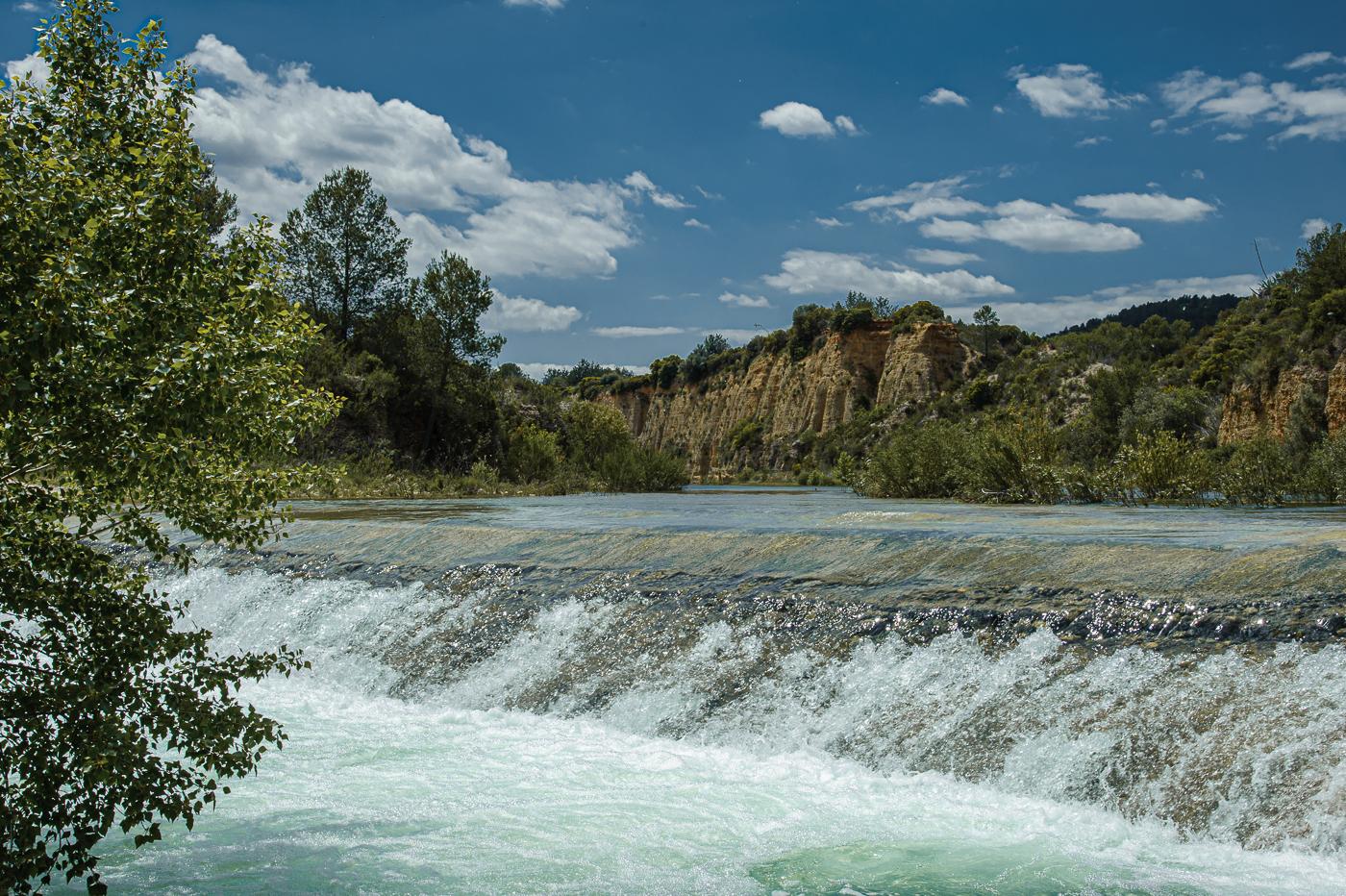 River at La Peiejanata