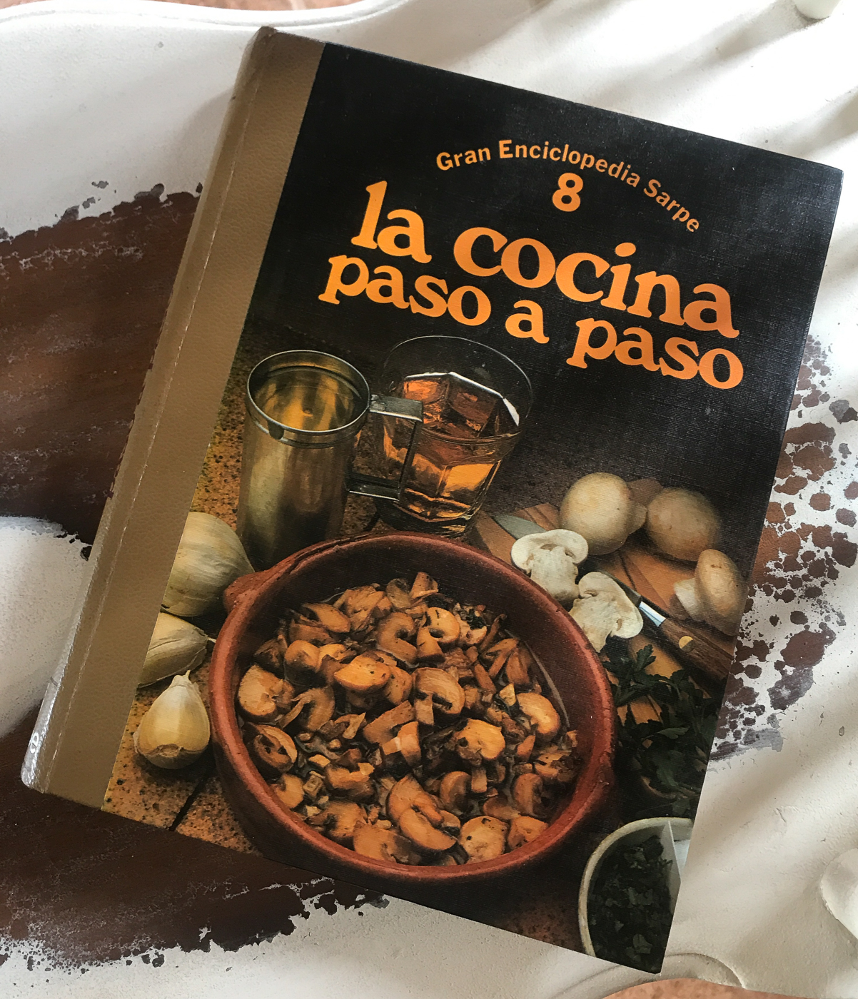 Encyclopedia of Spanish traditional cooking