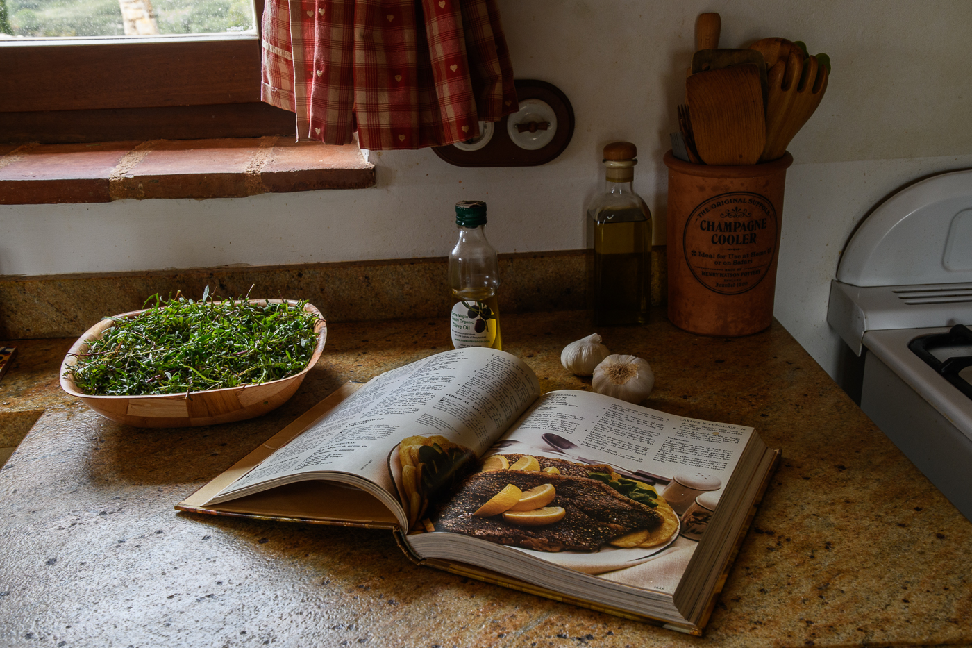 The page for your dish and inspiration
