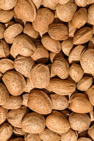 Yummy marcona almonds for peanuts...